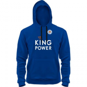Толстовка Leicester City - Power King