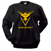 Світшот Pokemon Go Team Instinct