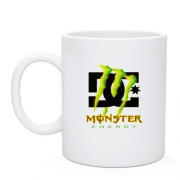 Чашка DC Monster energy