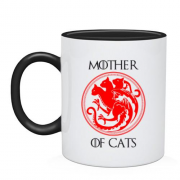 Чашка Mother Of Cats  - Game of Thrones