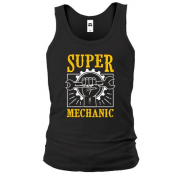 Майка Super Mechanic Механик