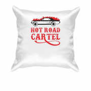 Подушка Hot road cartel