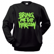 Свитшот Bring me the horizon green