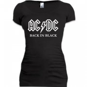 Туника AC/DC Black in Black