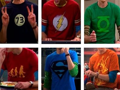Сериальная мода - футболки как у любимых телевизионных героев