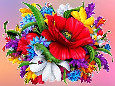 Удобно и красиво: свитшоты с цветочными принтами